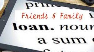 Friends and Family Funding – Startup Venture Financing