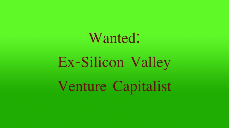 Venture Capitalist – Tampa Bay Area Wants You