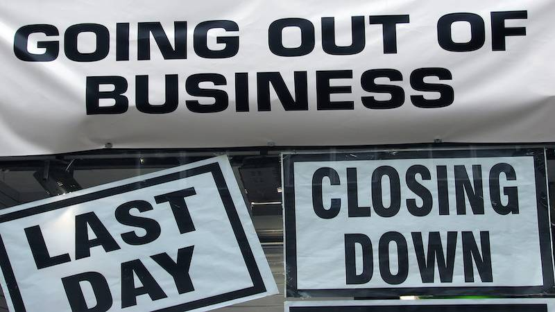 Avoid Going Out of Business
