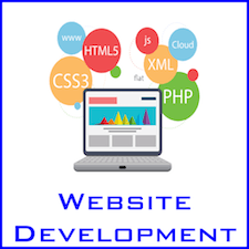 Image link to Website Services section on this home page