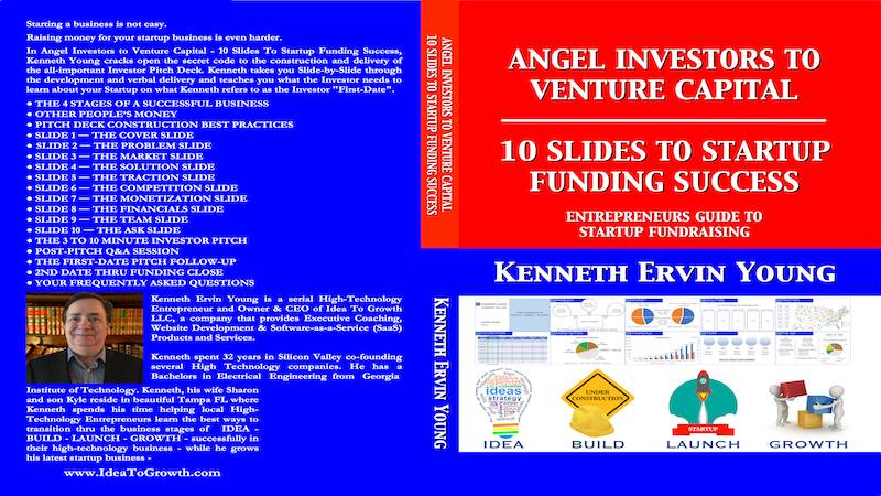 Angel Investors to Venture Capital – 10 Slides to Startup Funding Success