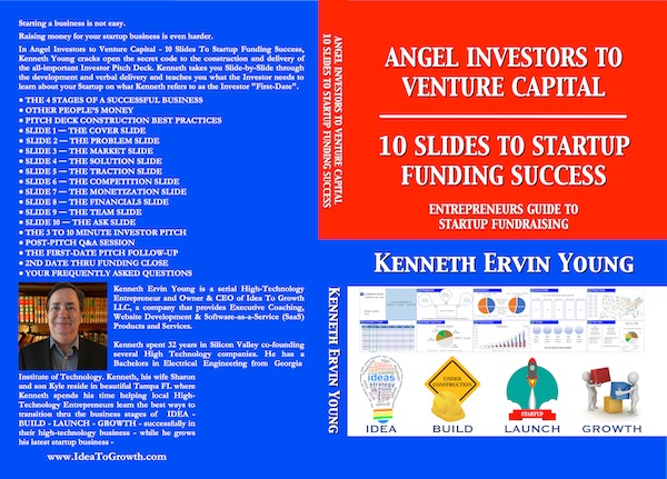 Angel Investors to Venture Capital 10 Slides to Startup Funding Success