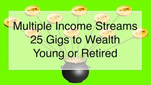 MULTIPLE INCOME STREAMS - 25 GIGS TO WEALTH